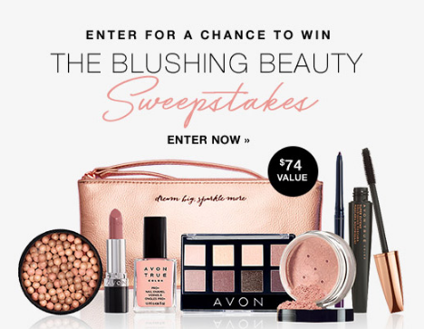 Blushing Beauty Sweepstakes