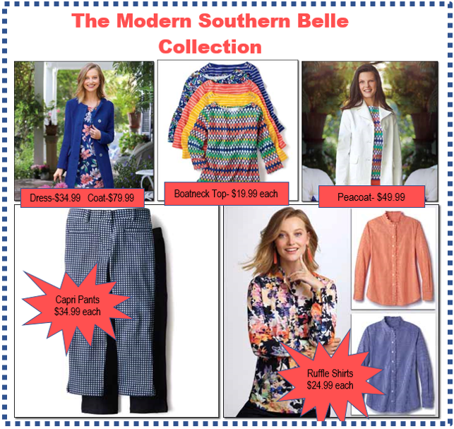 Southern Belle Spring 2018