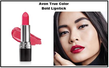 Bold Lipstick